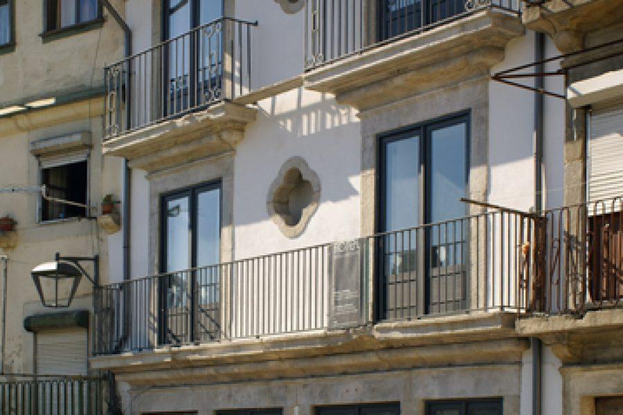 Edifício de habitação na Sé