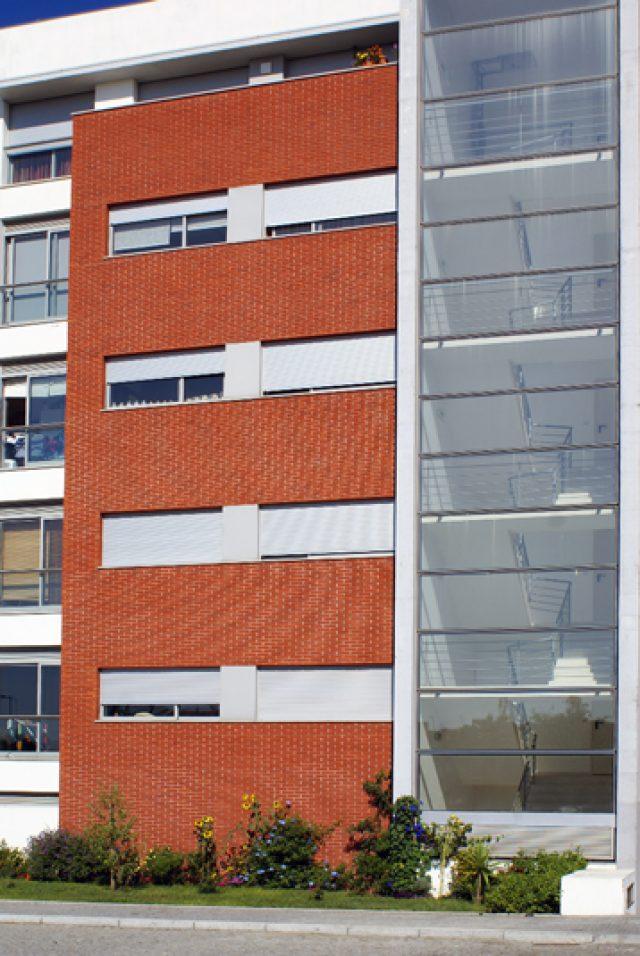 Edifício de habitação colectiva na Maia