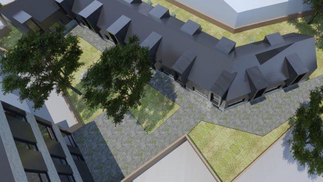 Edifício de habitação no Amial