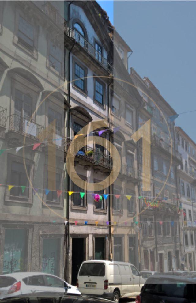 Edifício na Rua S. João